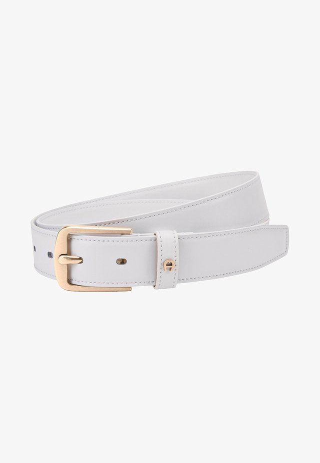 AIGNER  - Belt - white