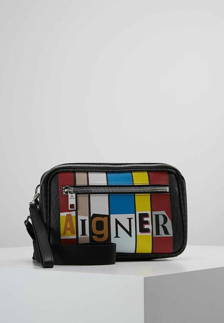 Aigner - Skulderveske - black