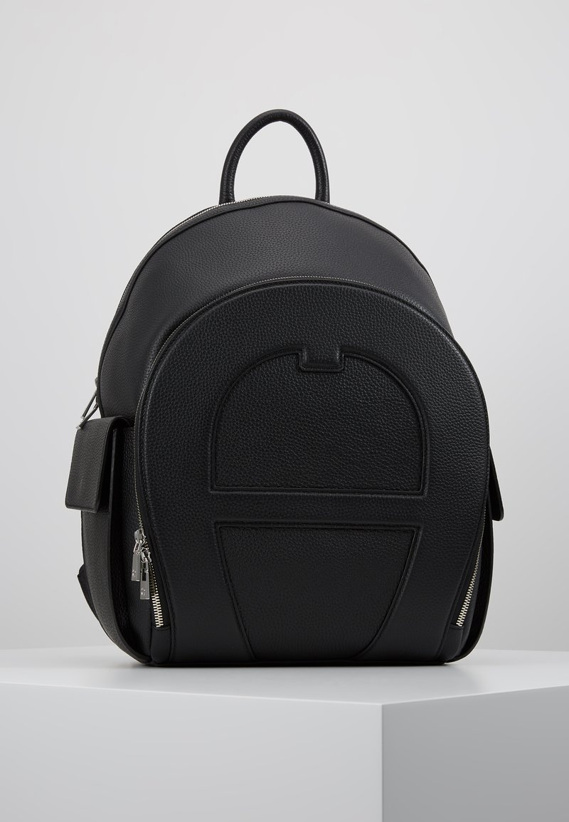Aigner - BACK - Plecak - black