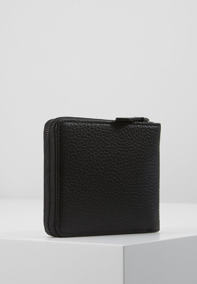 Wallet - gunmetal
