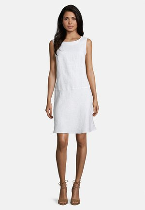 BETTY BARCLAY - Shift dress - weiß