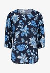 Betty Barclay - Blouse - White/blue