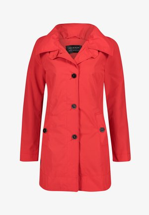 FIGURBETONT - Short coat - red
