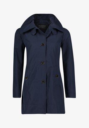 FIGURBETONT - Short coat - dark blue