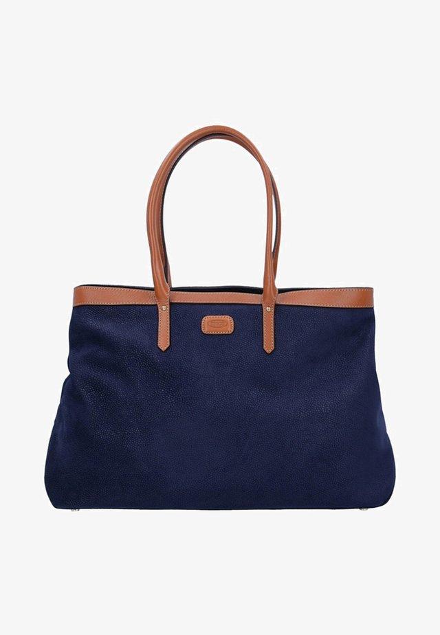 LIFE ALLEGRA - Tote bag - blue