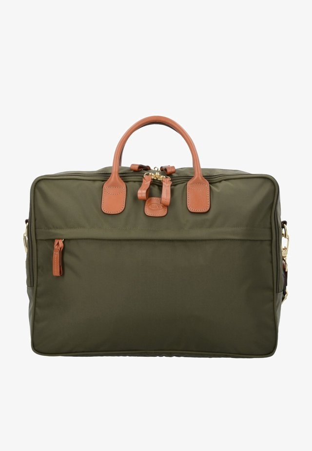 TRAVEL  - Briefcase - olive green
