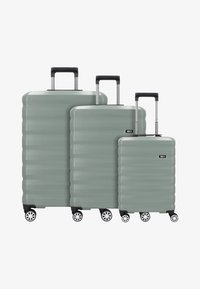 Bric's - SET 3 - Luggage set - dove gray - 0