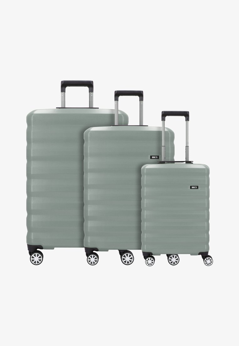 Bric's - SET 3 - Luggage set - dove gray