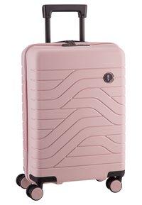 Bric's - ULISSE - Valise à roulettes - light pink - 1