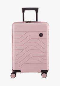 Bric's - ULISSE - Valise à roulettes - light pink - 0