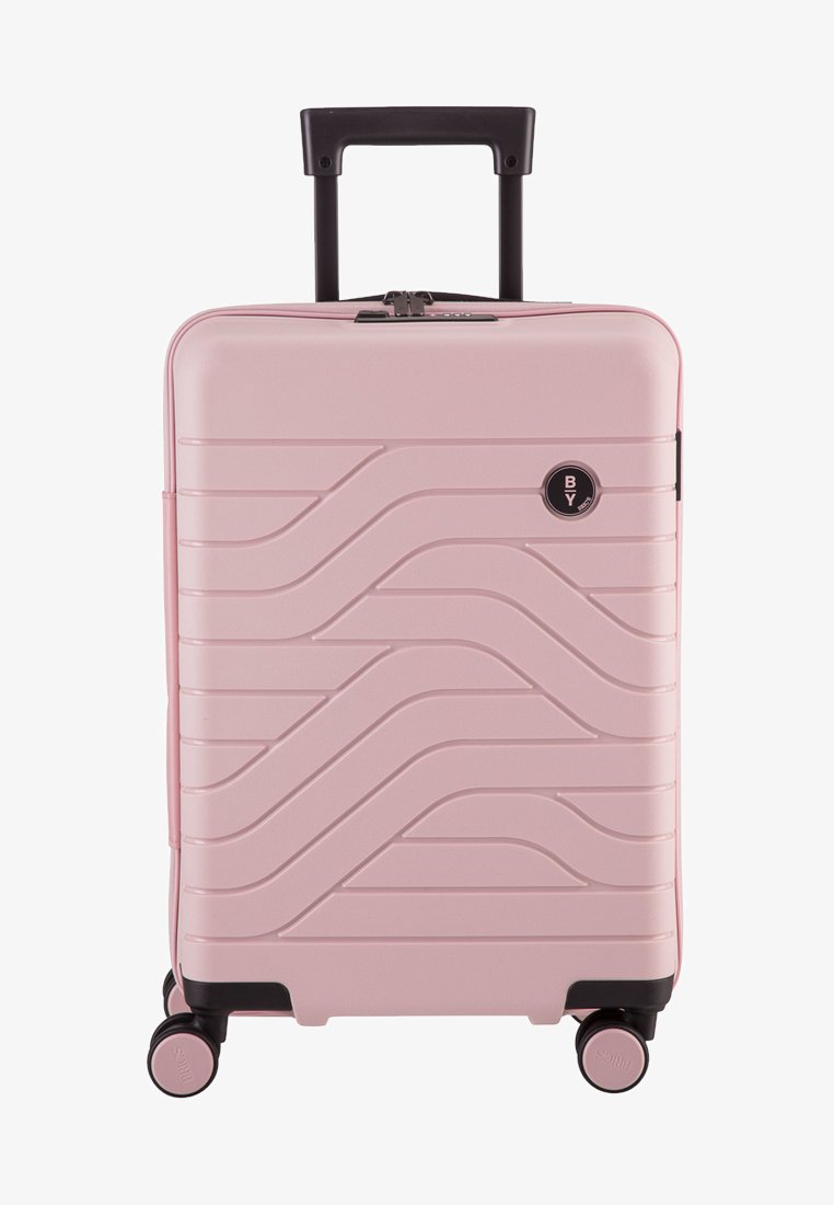 Bric's - ULISSE - Valise à roulettes - light pink