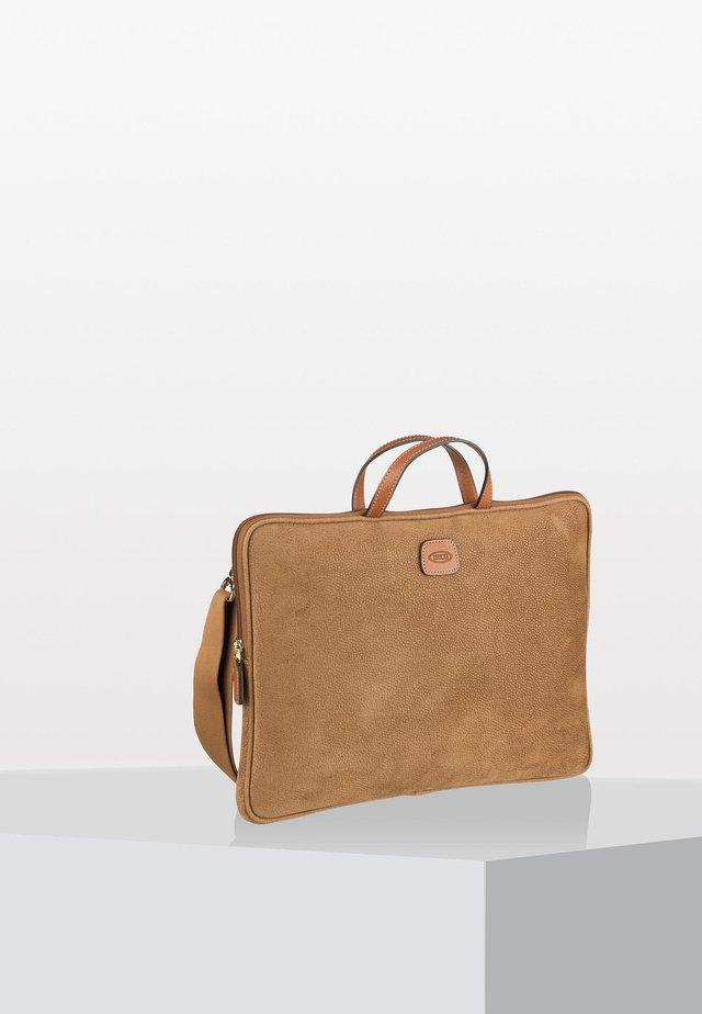 LIFE  - Laptop bag - brown