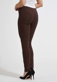 Cerruti 1881 - Stoffhose - brown - 1