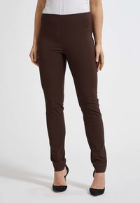 Cerruti 1881 - Stoffhose - brown - 0