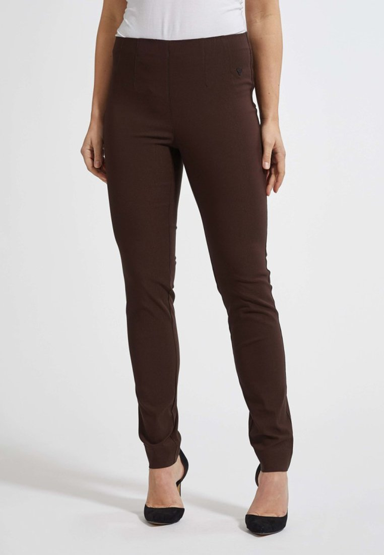 Cerruti 1881 - Stoffhose - brown
