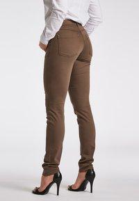 Cerruti 1881 - Jeans Skinny Fit - brown - 1