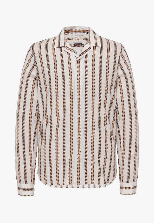 HARRISON W - Shirt - beige