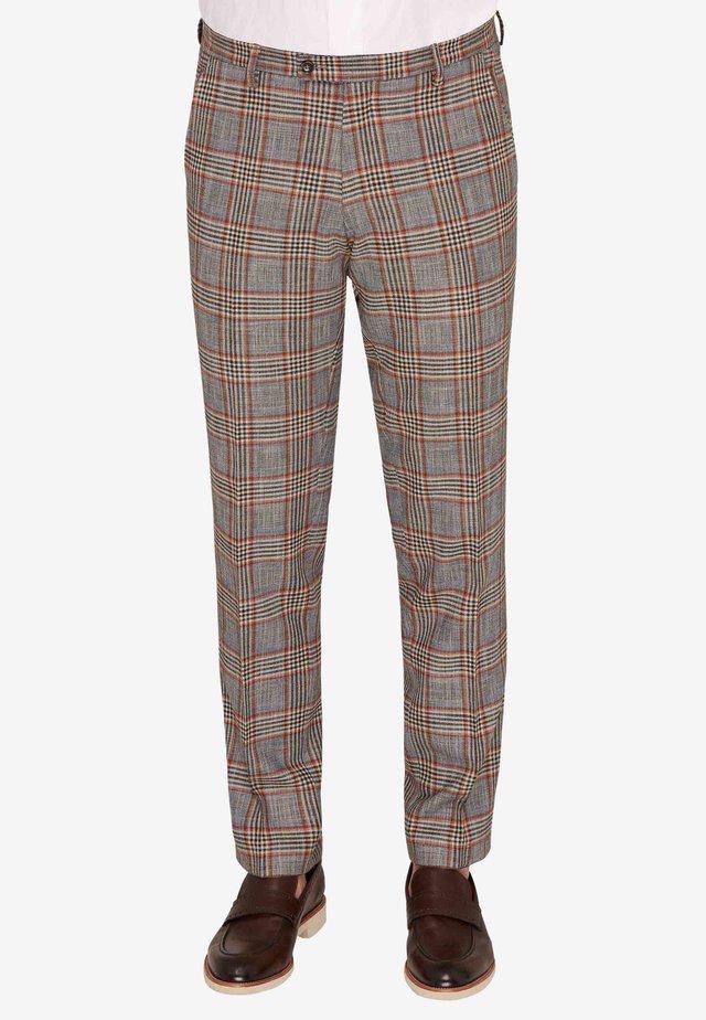 CG COLE - Suit trousers - blue