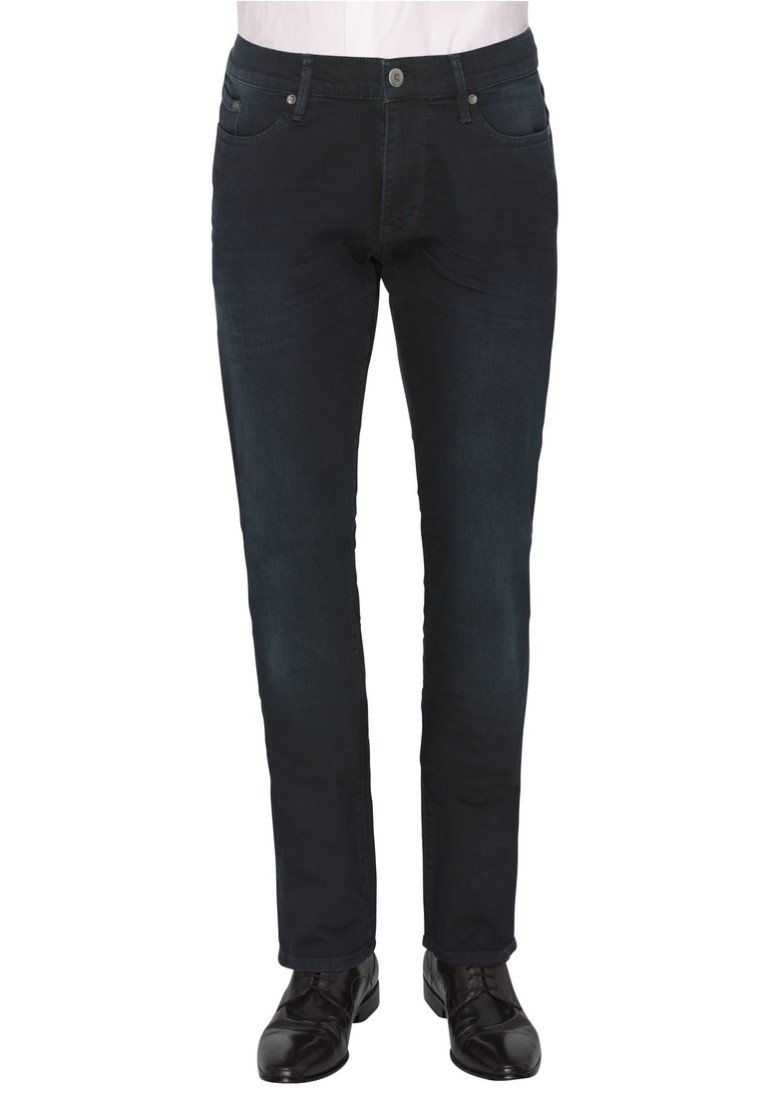 CG – Club of Gents - NELSON - Slim fit jeans - black