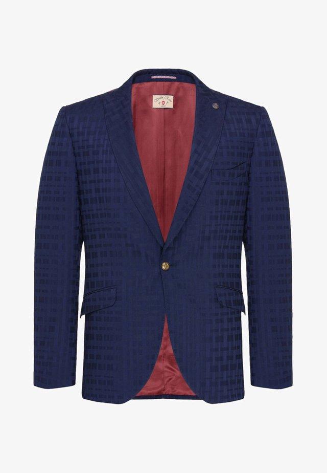 CHUCK - Suit jacket - blue