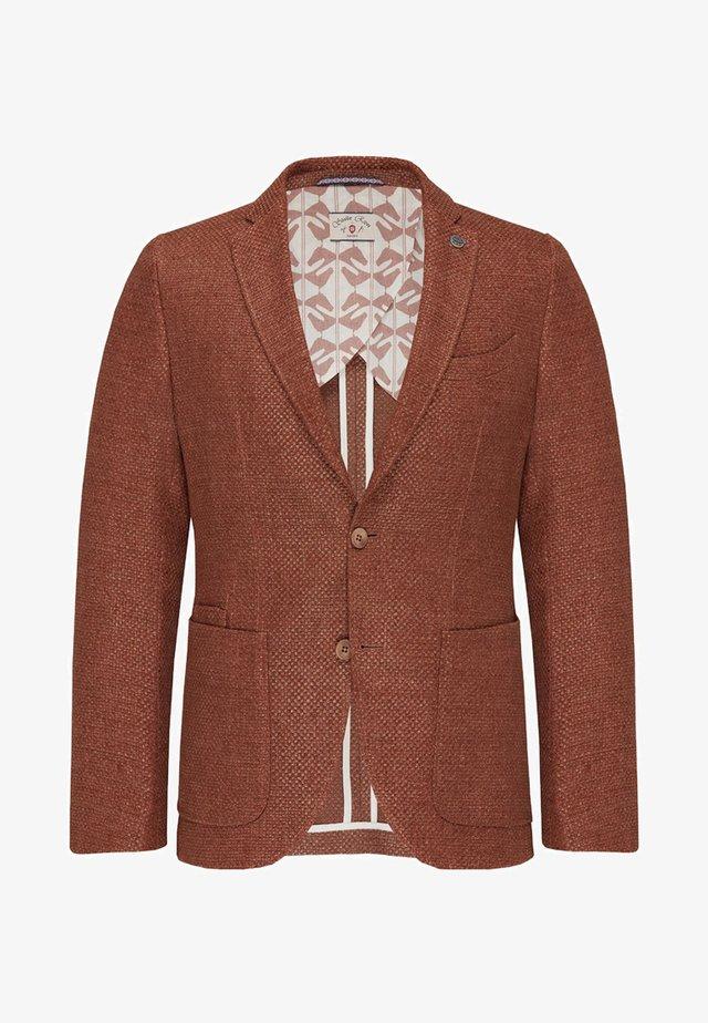 CG CASEY SV - Blazer jacket - red mottled