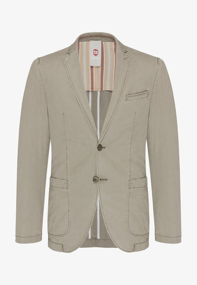 SAKKO - Blazer jacket - light brown