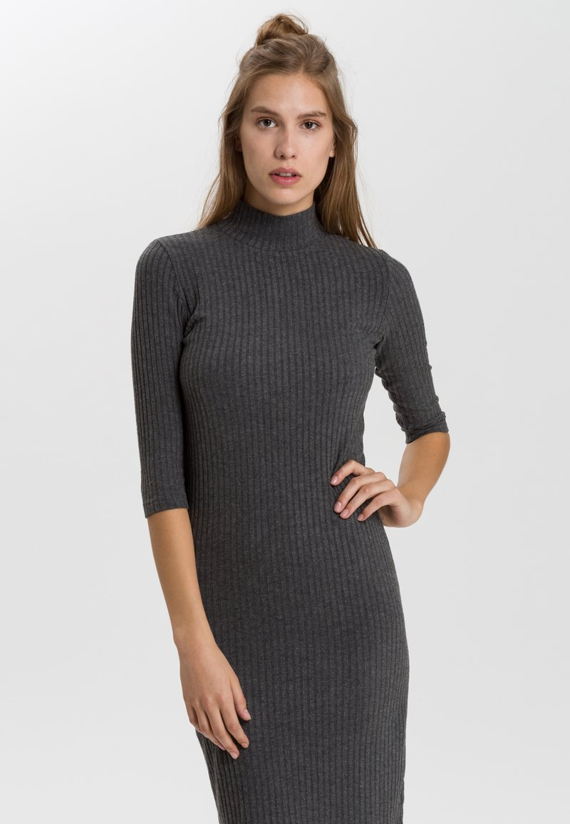Cross Jeans - Jumper dress - anthracite