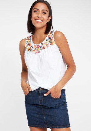 TOPS (WIRK) 55681 - Top - white