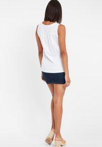 Cross Jeans - TOPS (WIRK) 55681 - Top - white - 2