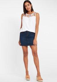 Cross Jeans - TOPS (WIRK) 55681 - Top - white - 1