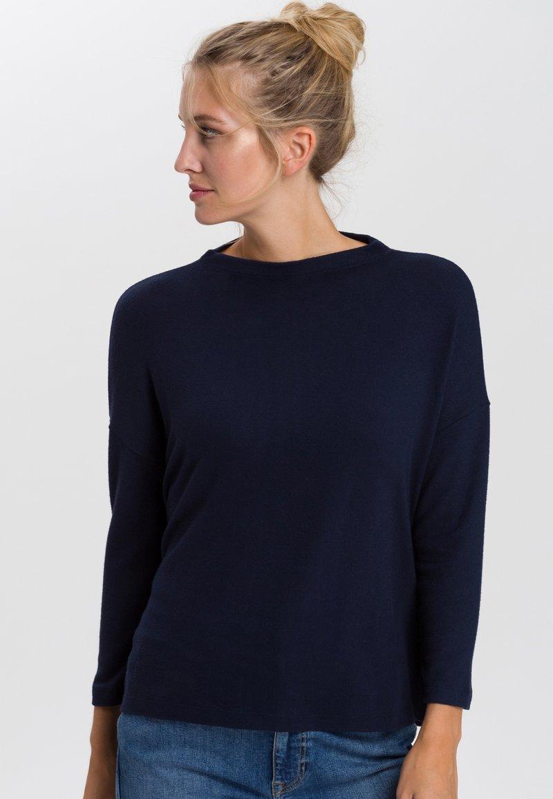 Cross Jeans - Strickpullover - navy