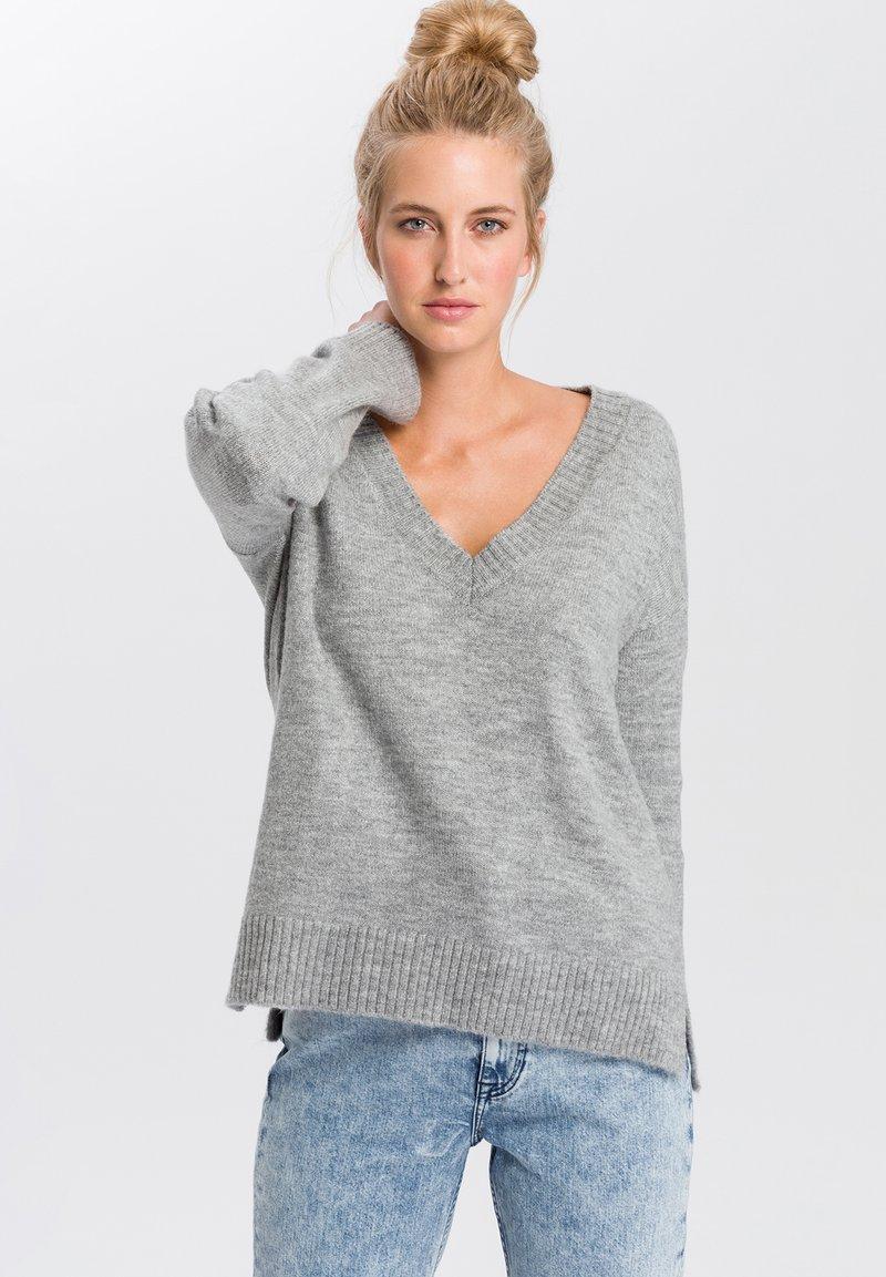 Cross Jeans - Jumper - grey