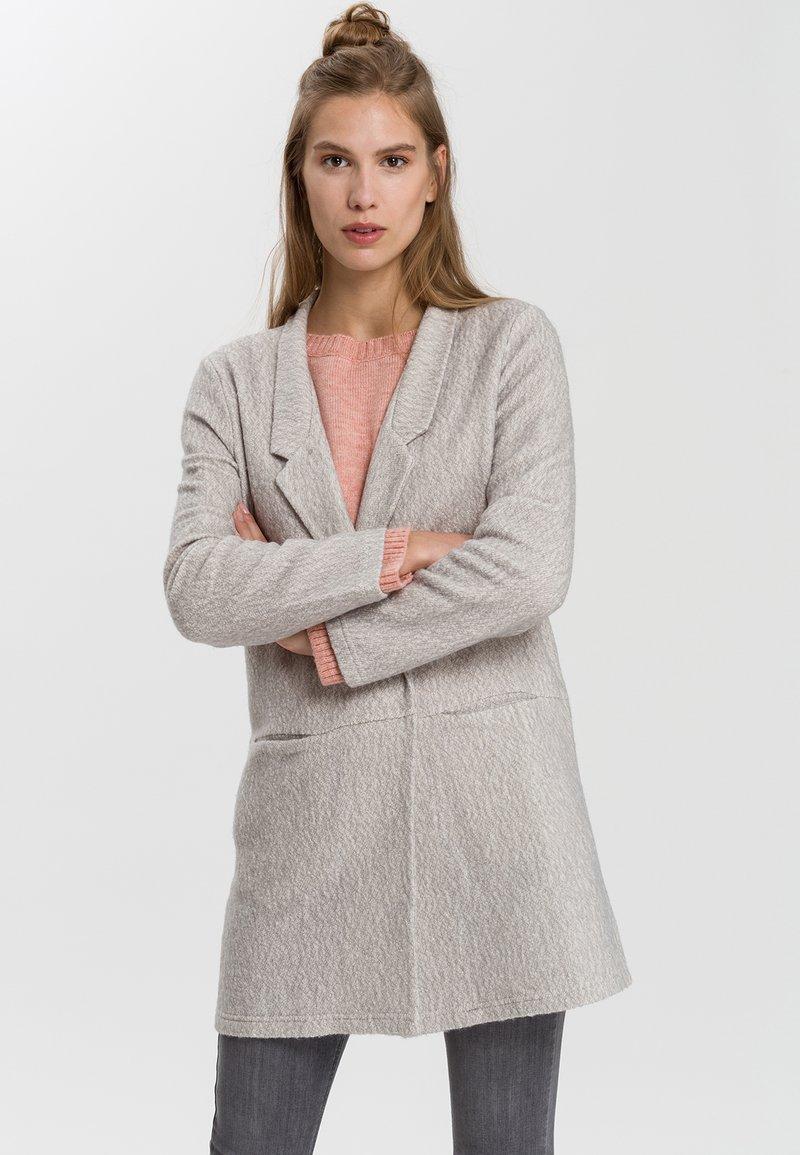 Cross Jeans - Cardigan - heather grey