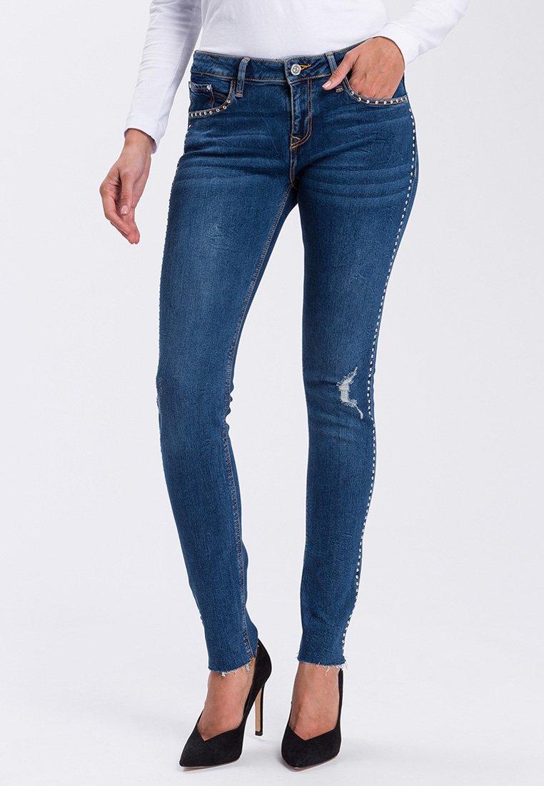 Cross Jeans - ADRIANA - Jeans Skinny Fit - dark-blue