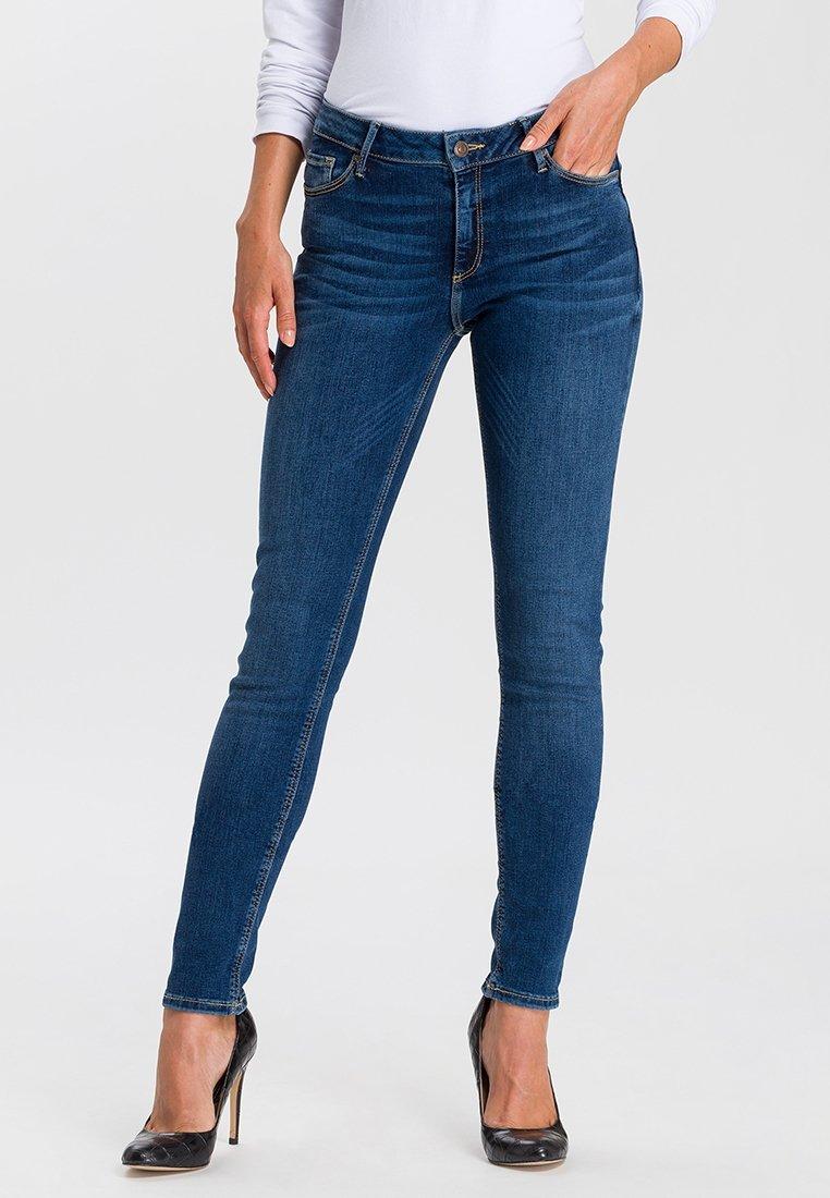 Cross Jeans - ALAN - Jeans Skinny Fit - dark-blue