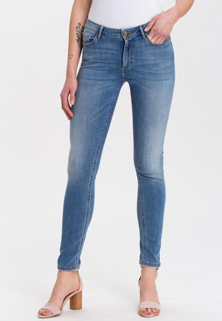 Cross Jeans - ALAN - Jeans Skinny Fit - medium blue