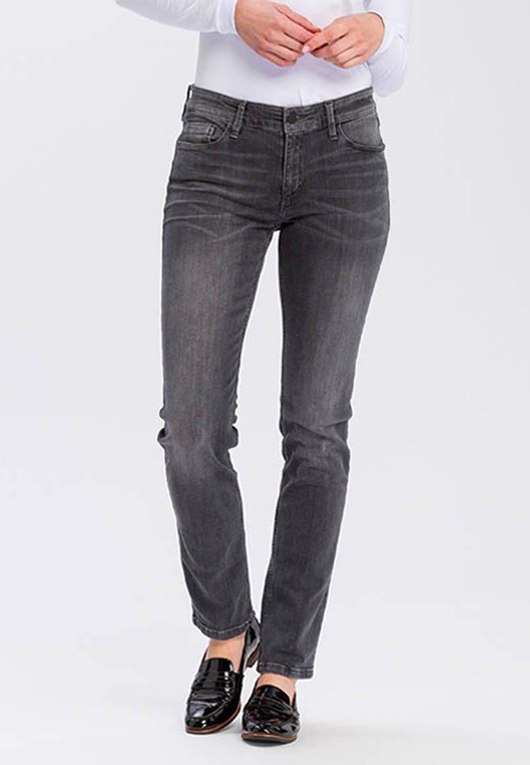 Cross Jeans - ANYA - Jeans Slim Fit - dark grey