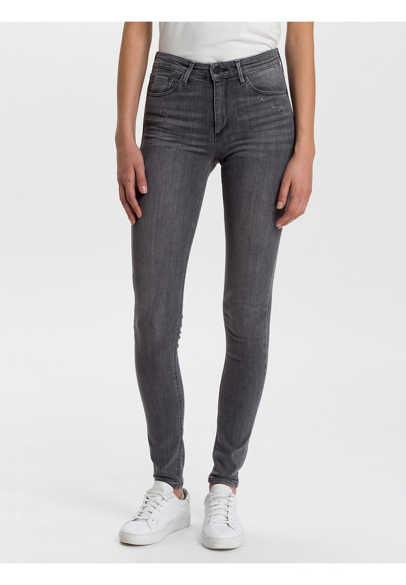 Cross Jeans - NATALIA - Jeans Skinny Fit - grey