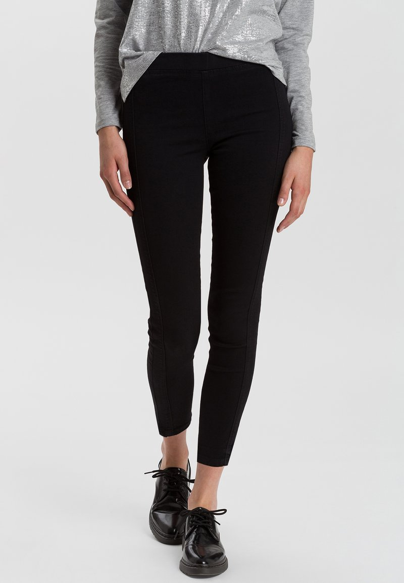 Cross Jeans - JAYCIE - Jeggings - black