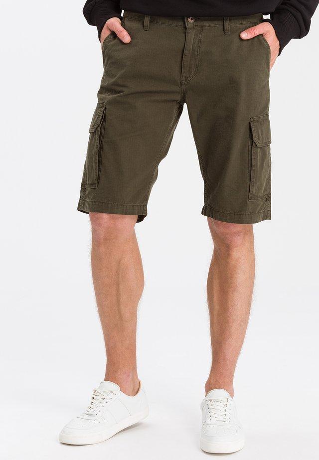 LEOM - Shorts - khaki