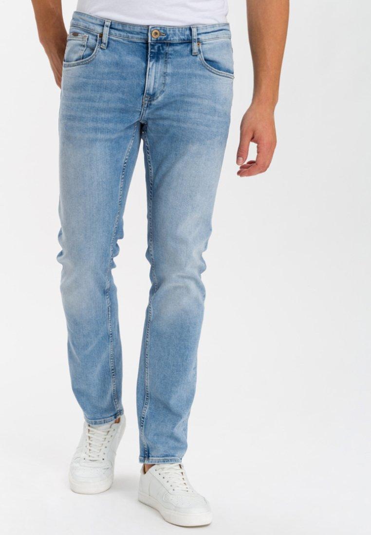 Cross Jeans - DAMIEN - Jeans Straight Leg - blue denim