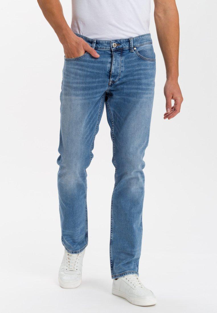 Cross Jeans - DYLAN - Straight leg jeans - light blue