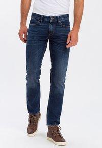 Cross Jeans - DYLAN - Straight leg jeans - dark-blue - 0