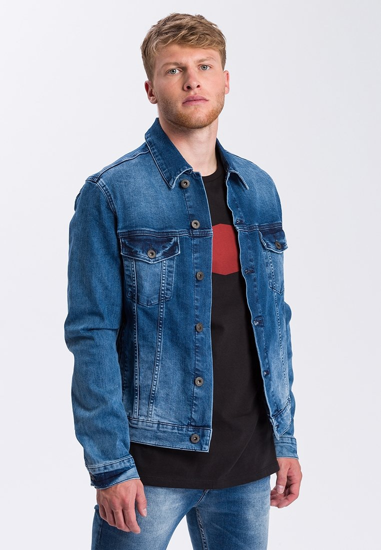 Cross Jeans - Jeansjacke - blue