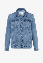 PAUL SCHRADER - Denim jacket - blue