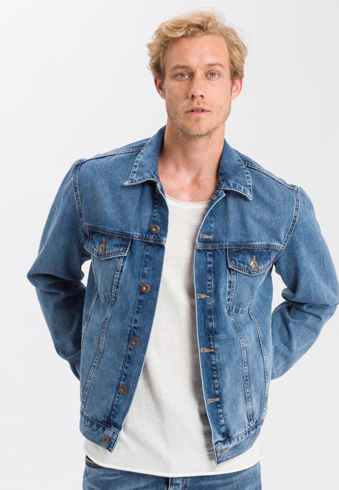 Cross Jeans - Denim jacket - light blue