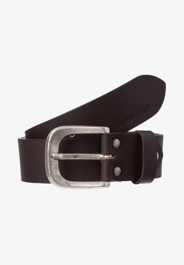 Belt - dark-brown