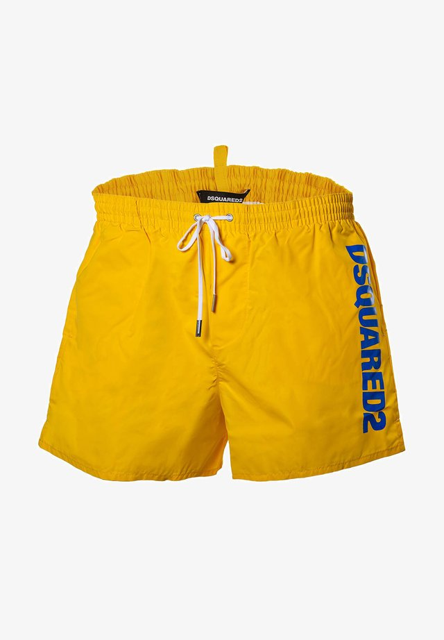 Swimming shorts - gelb