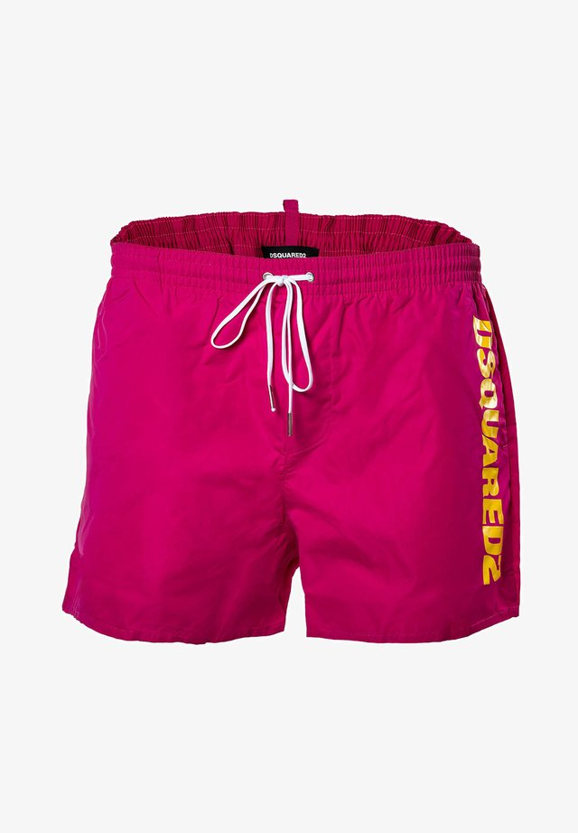 Swimming shorts - pink