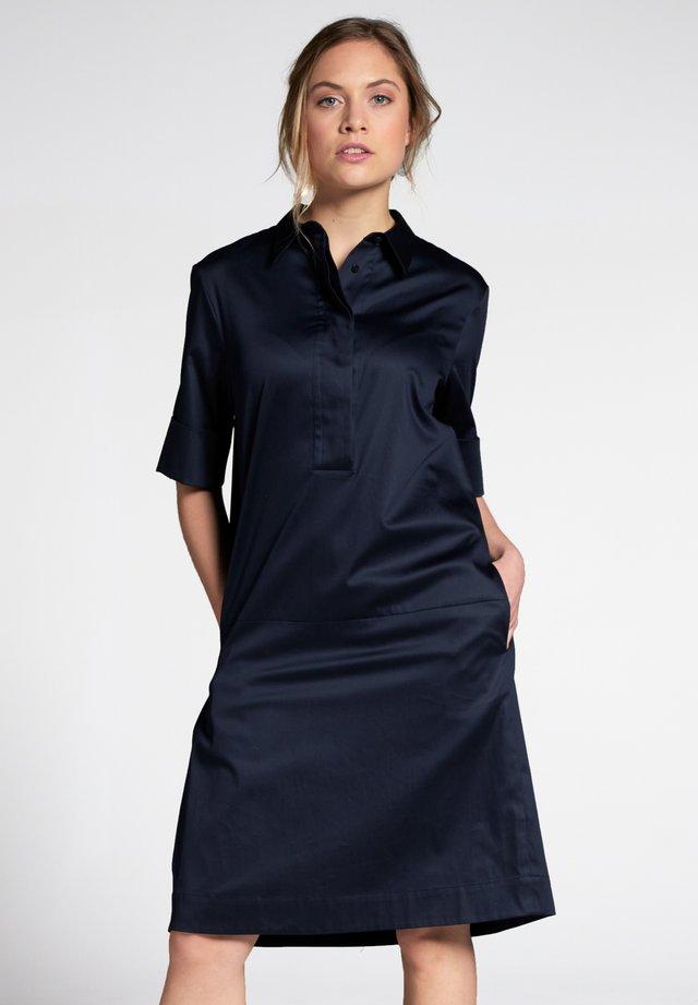 Blusenkleid - marine